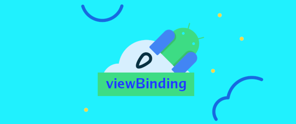 Cover image for Android viewBinding (Jim Wilson Course)