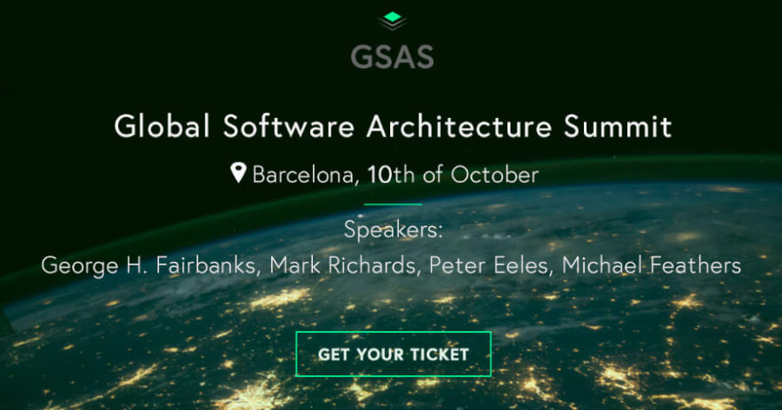 Global Software Architecture Summit
