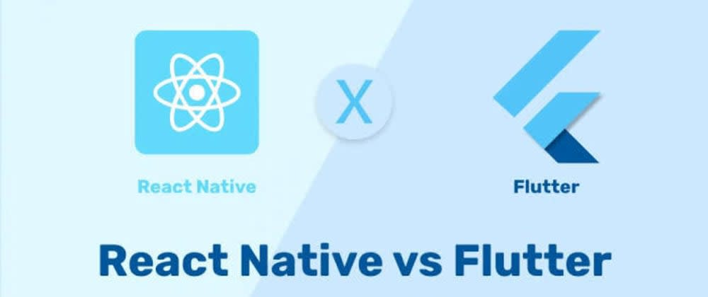 Cover image for Mobile application development Review(android/ios), Native React js Or flutter Dot
