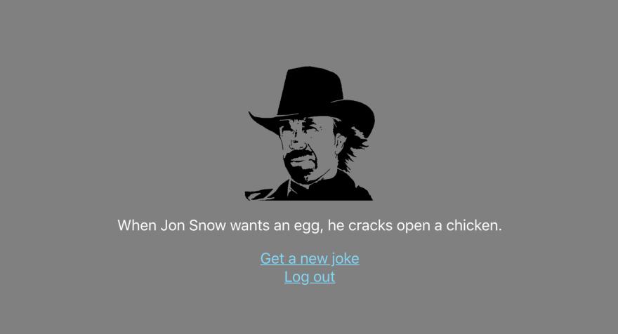 Jon Snow joke