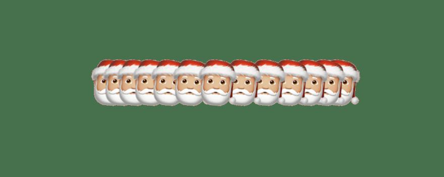 Multiple Santa threads