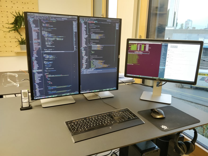 Dear Developers, What's Your Work/Home Setup Like? - DEV