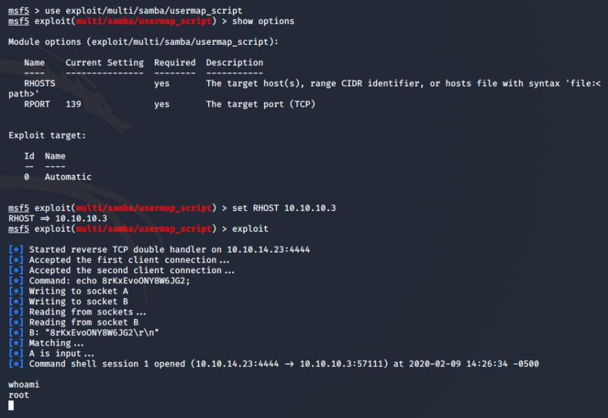 samba exploit