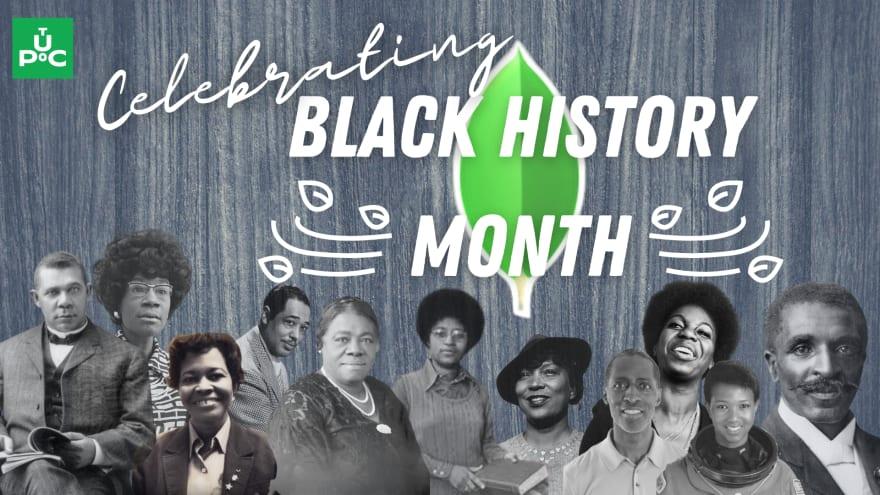 Celebrating Black History Month at MongoDB