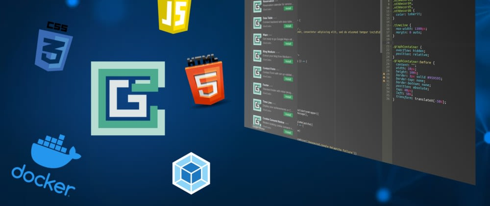 Cover image for New online IDE + JS framework - demo! - FE developers, I need your feedback