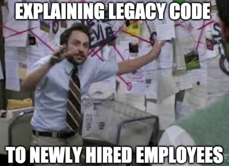 explaining legacy code