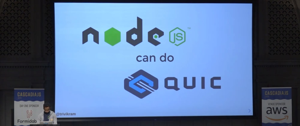 Cover image for #30DaysOfCJS: HTTP/3: Node.js can do QUIC
