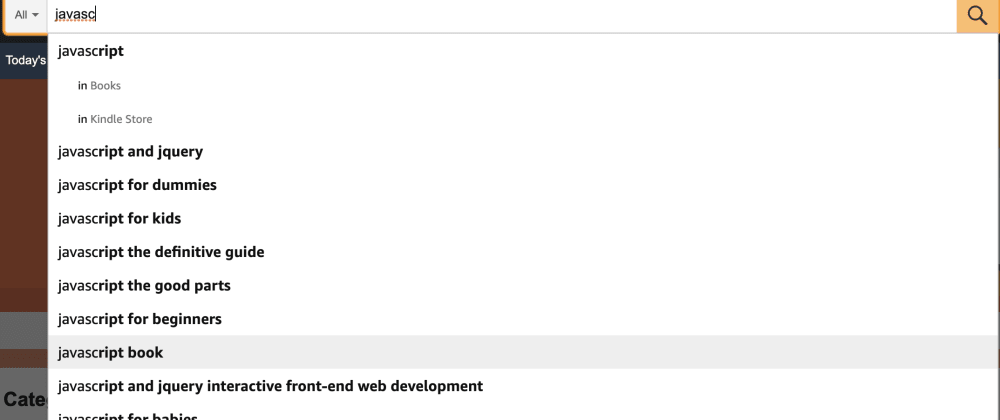 Cover image for What is Debouncing? Search Suggestions - A Javascript Implementation