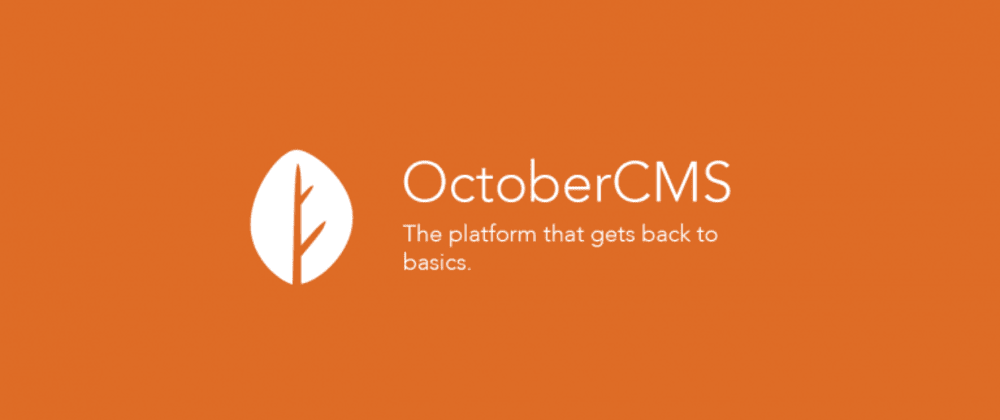 Cover image for Setting up OctoberCMS on Heroku