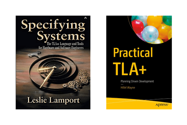 TLA+ best books to learn
