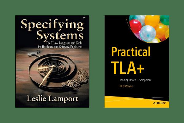 TLA+ best books to learn