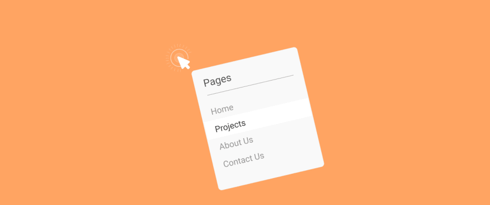 Cover image for Awesome custom right click options. Pure CSS and JS