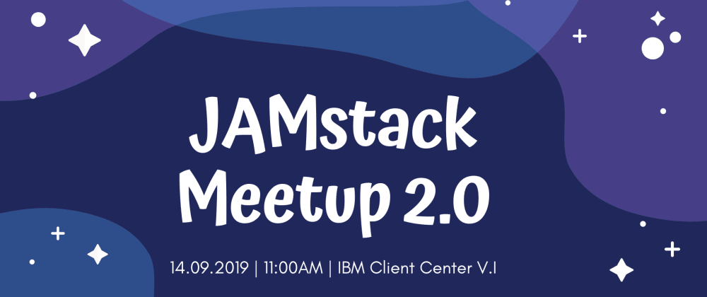 Cover image for Recap: JAMstack Lagos Meetup