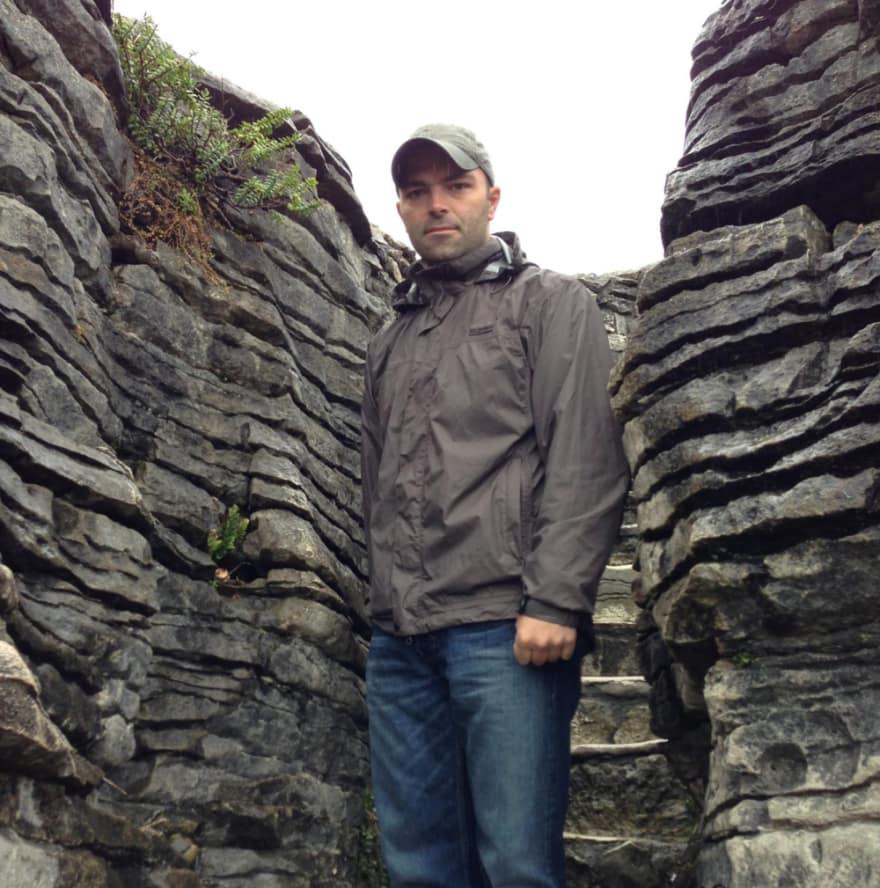 Nick Parfene... rocks!