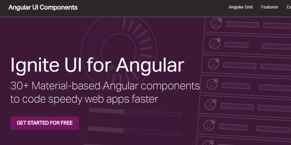 Develop a cross-platform application by Angular and Ignite