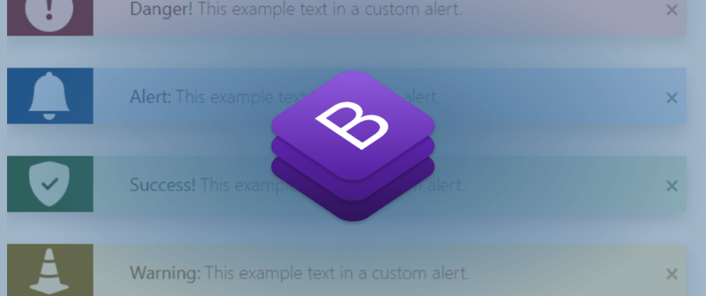 Cover image for 10+ Bootstrap Alert Popup Template Examples