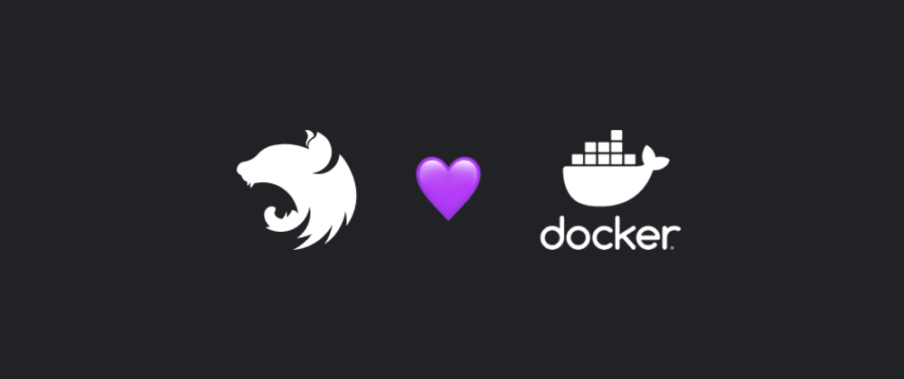 Cover image for Setting up a NestJS project with Docker for Back-End development