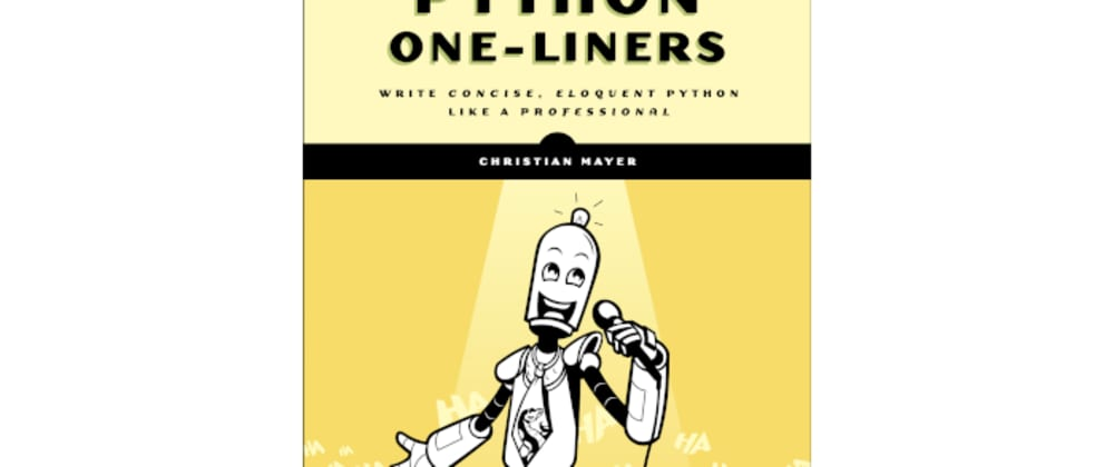 Cover image for Python One Liners Book Review