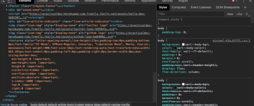 Cover image for Debug Mobile Websites with Chrome & Android Chrome