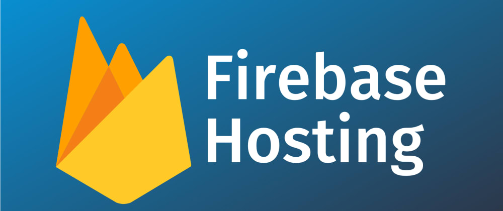Cover image for Deploy a website using Firebase Hosting