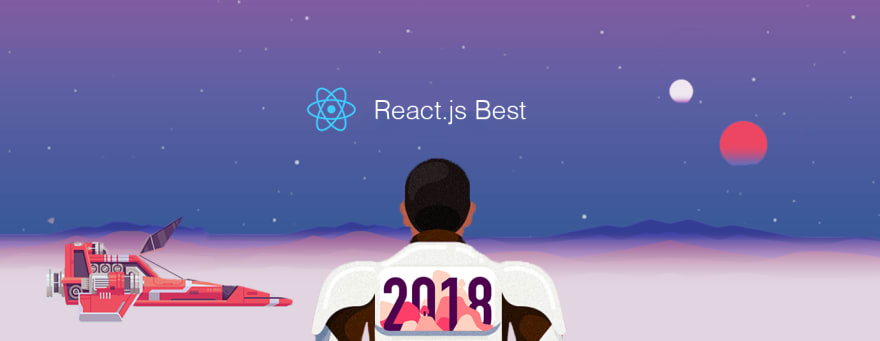 Learn React.js from Top 45 Tutorials for the past year (v.2018)