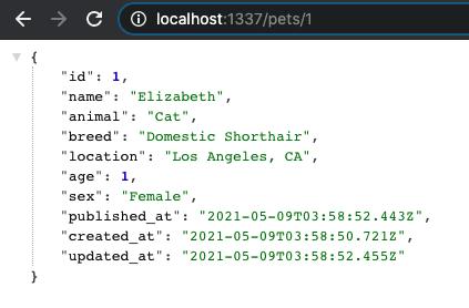 REST API Get