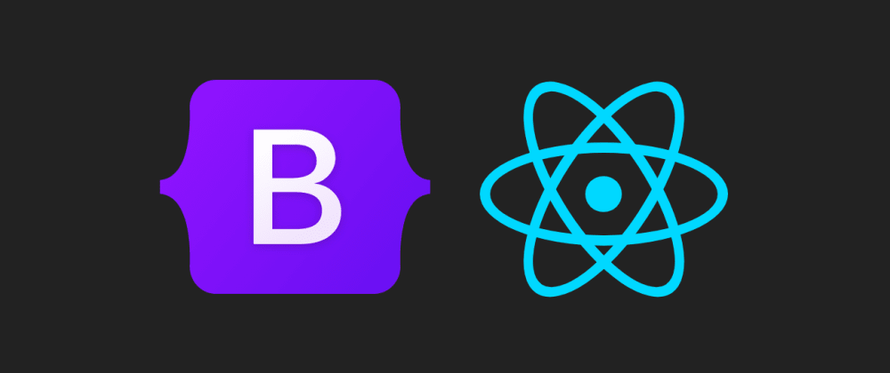 Cover image for Using Bootstrap 5 with React