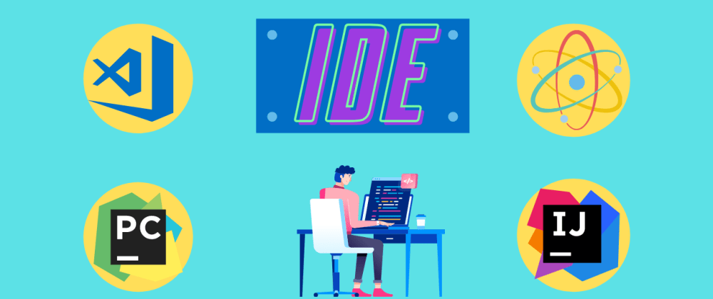 Cover Image for Top 5 IDE for Web Development🤩