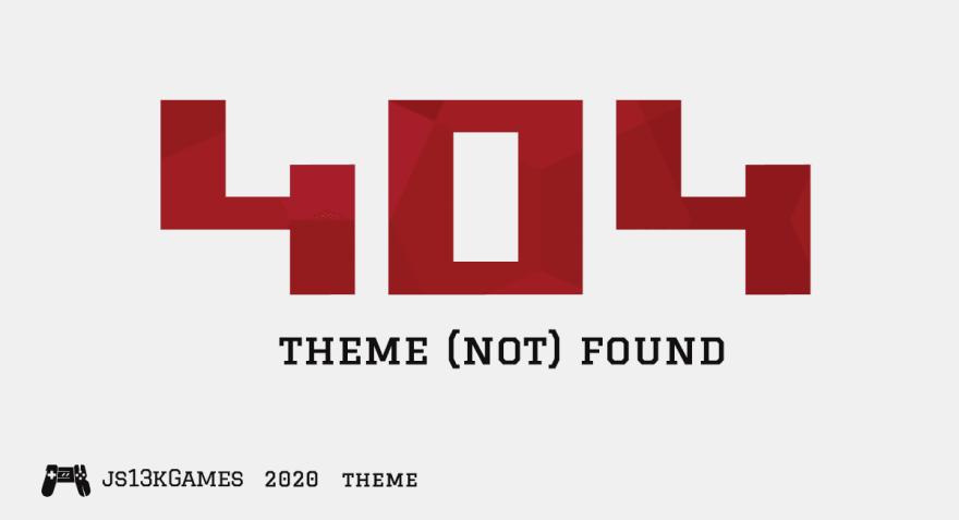 Enclave Games - 2020: 404