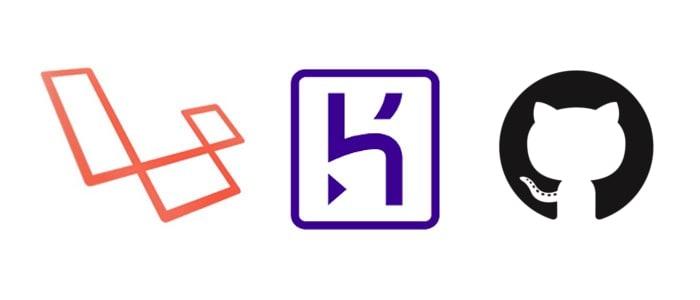 Heroku + Laravel + Github
