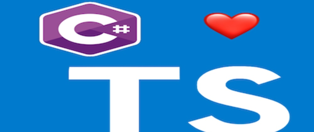 Cover image for TypeScript and C# both were created by the same person named Anders Hejlsberg 👏 💪 🔥(with video)