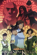 The Legend of Korra Season 3 (Complete)
