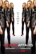 Covert Affairs Season 4 (Complete)