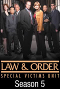 Law & Order: Special Victims Unit Season 5 (Complete)