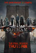 Gotham Season 5 (Complete)