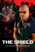 The Shield Season 3 (Complete)