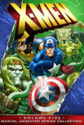 X-Men: The Animated Series Season 5 (Complete)