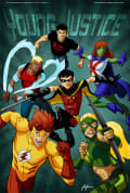 Young Justice Season 2 (Complete)