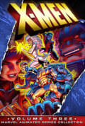 X-Men: The Animated Series Season 3 (Complete)