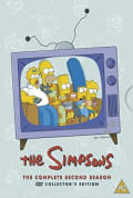 The Simpsons Season 2 (Complete)