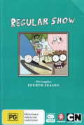 Regular Show Season 4 (Complete)