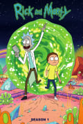 Rick and Morty Season 1 (Complete)