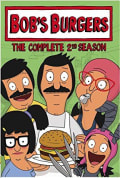Bob's Burgers Season 2 (Complete)