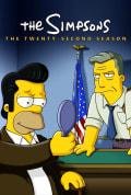 The Simpsons Season 22 (Complete)