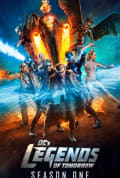 DC's Legends of Tomorrow Season 1 (Complete)