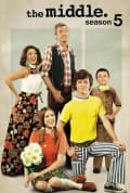 The Middle Season 5 (Complete)