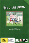 Regular Show Season 2 (Complete)