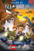 Lego Jurassic World: Legend of Isla Nublar Season 1 (Complete)