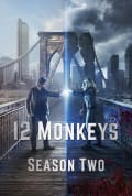 12 Monkeys Season 2 (Complete)
