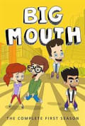 Big Mouth Season 1 (Complete)
